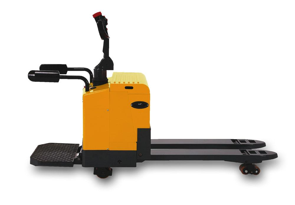 Electric Pallet Trucks - ATF Forklifts