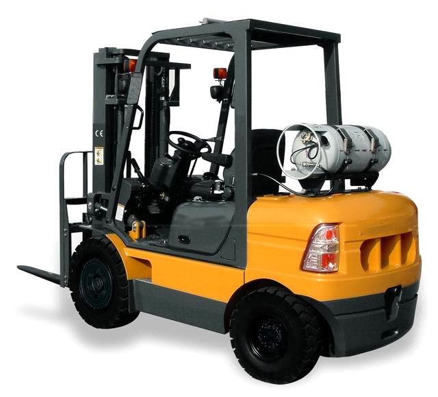 LPG forklifts - ATF Forklifts