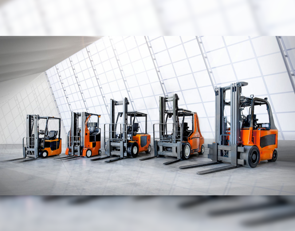 Electric Powered Forklifts