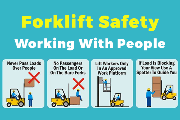 How to use a Forklift Safely without Injuring Yourself