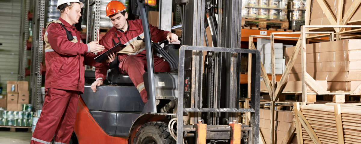 Forklifts Maintenance Tips in Winters