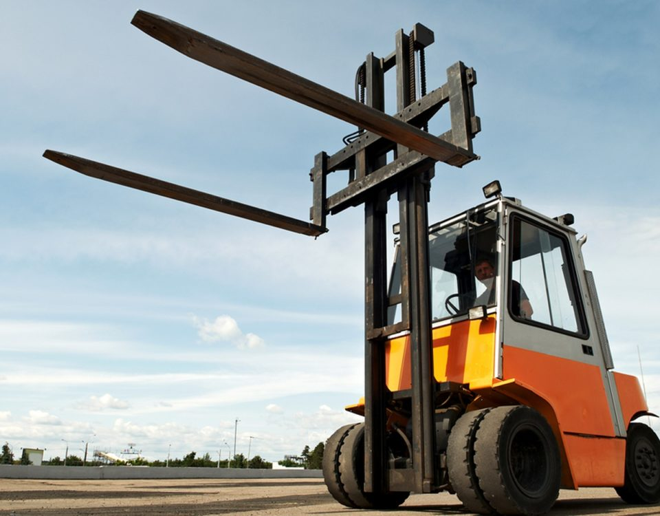 Forklifts in Toronto at ATF Forklifts