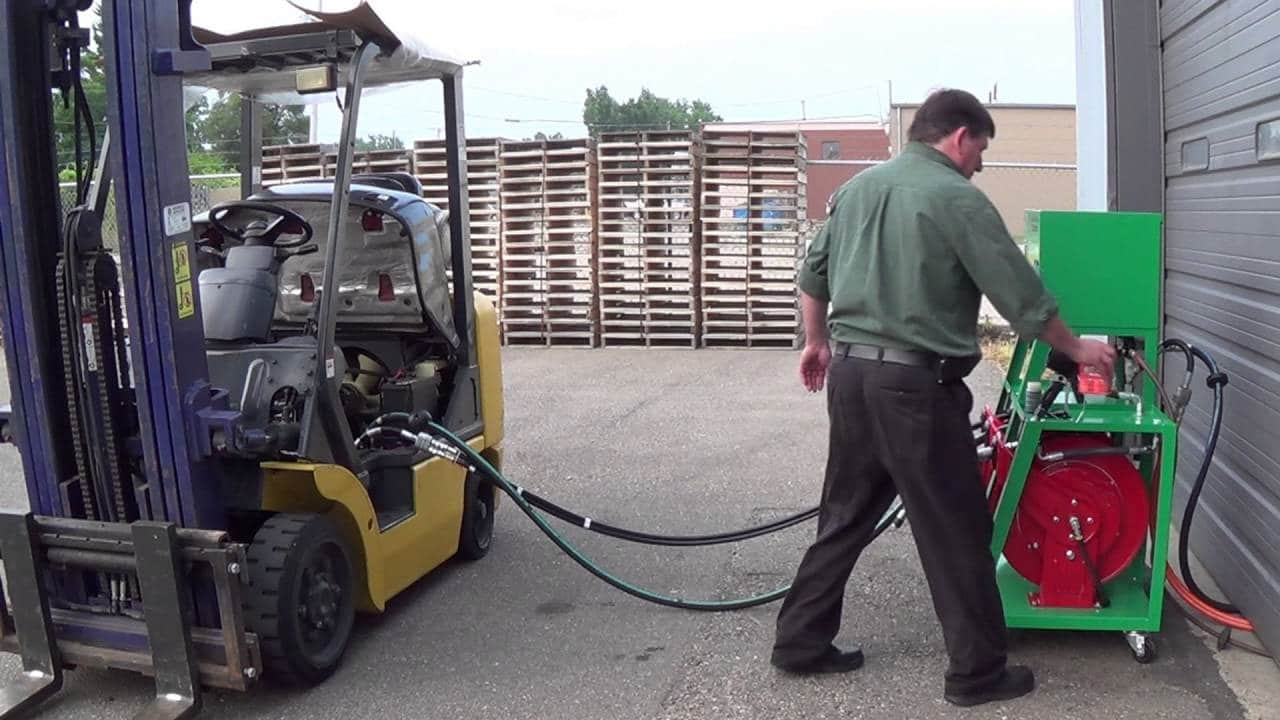 ATF Forklifts for sale in Toronto