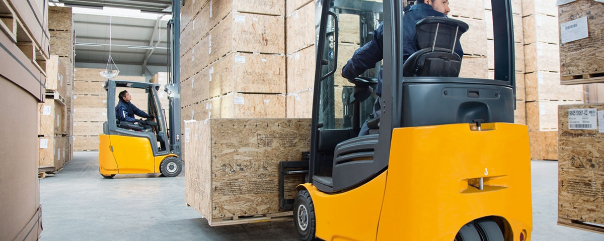 Forklift pricing