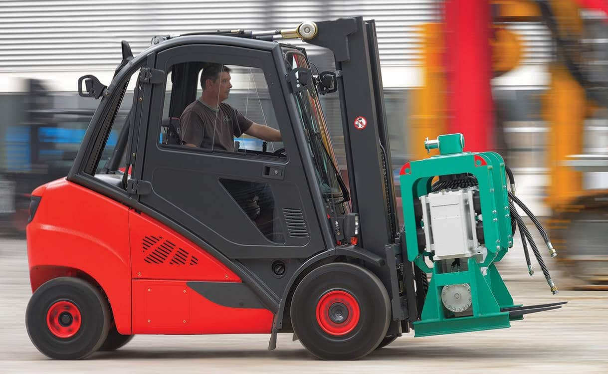 Forklift Operating Cost