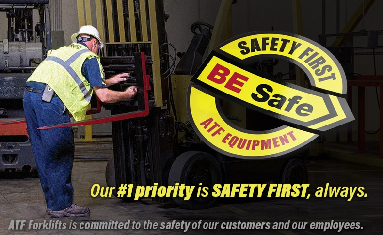 ATF Forklifts safety opeartions